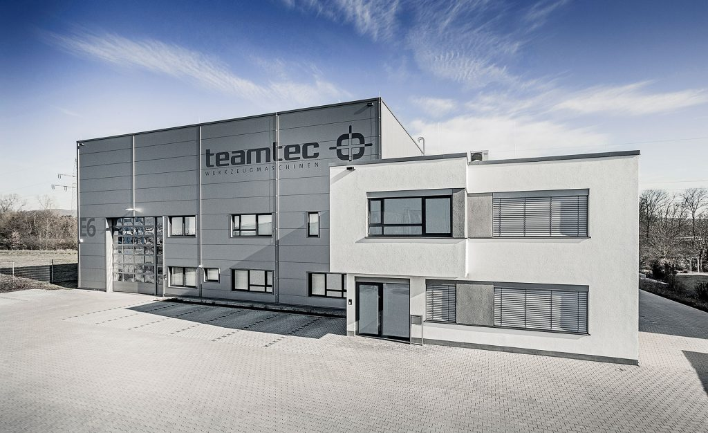 teamtec Technologiezentrum Alzenau